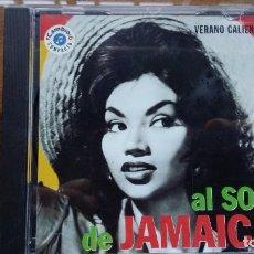 CDs de Música: VERANO CALIENTE, AL SOL DE JAMAICA, REVISTA CAMBIO 16, AÑO 1993 CD VOL. 11. Lote 190382976