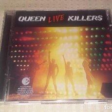 CDs de Música: QUEEN LIVE KILLERS ( LOTE DE 2 CDS). Lote 190383617