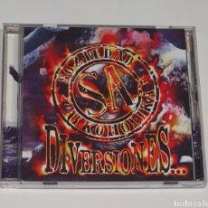CDs de Música: SOZIEDAD ALKOHOLIKA / CD 1996 / DIVERSIONES. Lote 190406611