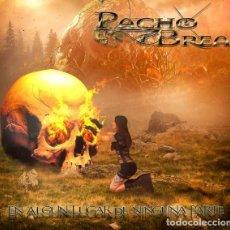 CDs de Música: PACHO BREA. EN ALGUN LUGAR DE NINGUNA PARTE. GRUPO. HEAVY METAL. ORENSE. GALICIA. CD. PRECINTADO.. Lote 190413577