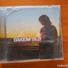 CDs de Música: CD OAKENFOLD - A LIVELY MIND (AA). Lote 190416561