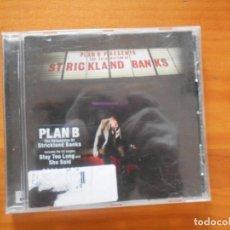 CDs de Música: CD PLAN B - THE DEFAMATION OF STRICKLAND BANKS (AB). Lote 190417406