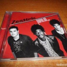 CDs de Música: ZENTTRIC TRIPOLAR EP CD EP DEL AÑO 2011 CONTIENE 5 TEMAS INDIE POP MUY RARO. Lote 190417828