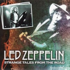 CDs de Música: LED ZEPPELIN – STRANGE TALES FROM THE ROAD SELLO: THE GODFATHERECORDS – G.R. 365 FORMATO: CD . Lote 190420563