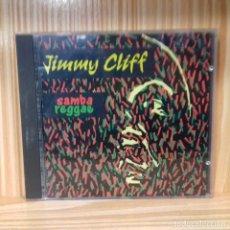 CDs de Música: JIMMY CLIFF SAMBA REGGAE. Lote 190422366