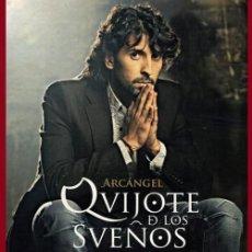 CDs de Música: ARCANGEL. QUIJOTE DE LOS SUEÑOS. CD. FLAMENCO. MIGUEL CORTES. DANIEL MENDEZ. ORTIZ NUEVO. JUAN COBOS. Lote 190429258