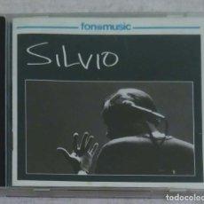 CDs de Música: SILVIO RODRIGUEZ (SILVIO) CD 1992 FONOMUSIC - 1ª EDICIÓN SIN CODIGO DE BARRAS. Lote 190462556