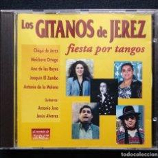 CDs de Música: CD 1999 JOAQUÍN EL ZAMBO - ANTONIO DE LA MALENA - MELCHORA ORTEGA - ANTONIO JERO (GITANOS DE JEREZ). Lote 190500150