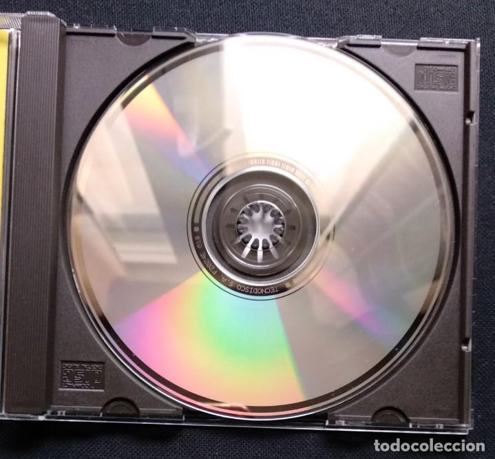 CDs de Música: CD 1999 JOAQUÍN EL ZAMBO - ANTONIO DE LA MALENA - MELCHORA ORTEGA - ANTONIO JERO (GITANOS DE JEREZ) - Foto 4 - 190500150
