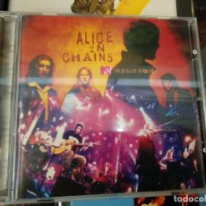 CDs de Música: ALICE IN CHAINS. MTV UNPLUGGED. Lote 190507635