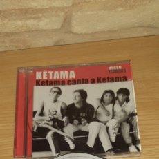 CDs de Musique: KETAMA - KETAMA CANTA A KETAMA. Lote 190547656