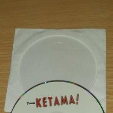 CDs de Musique: TOMA KETAMA - NO LLEVA CAJA NI CARATULA. Lote 190548450