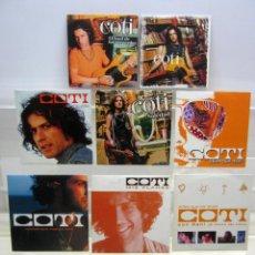 CDs de Música: LOTE 8 CD COTI. Lote 190550586