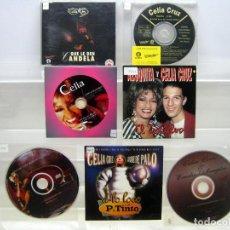 CDs de Música: LOTE 7 CD CELIA CRUZ . Lote 190550876