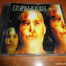 CDs de Música: SYMBYOSIS THE FLUID CD ALBUM DEL AÑO 2000 FRANCIA CONTIENE 5 TEMAS ROCK DEATH METAL MUY RARO. Lote 190551290