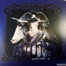 CDs de Música: THE DOORS LIVE AT THE MATRIX 1967 DOBLE CD. Lote 190576227