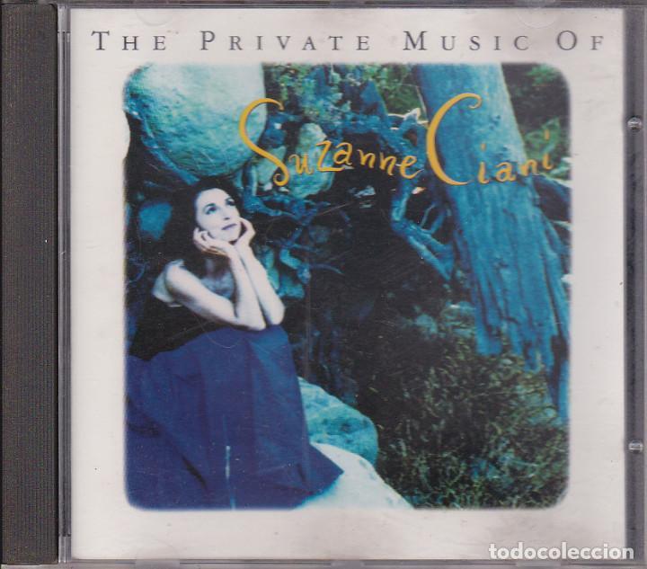 THE PRIVATE MUSIC OF SUZANNE CIANI (Música - CD's New age)