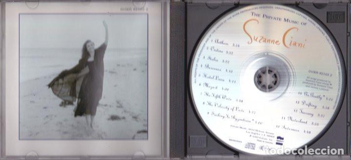 CDs de Música: The Private Music of Suzanne Ciani - Foto 3 - 190578211