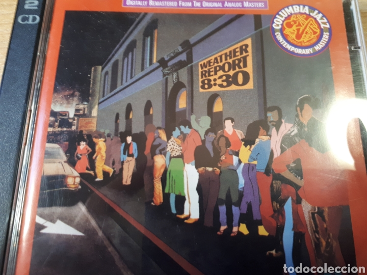 WEATHER REPORT 8:30 DOBLE CD (Música - CD's Jazz, Blues, Soul y Gospel)