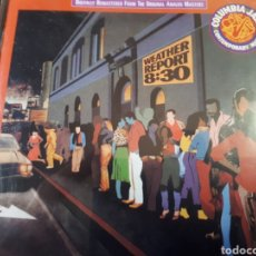 CDs de Música: WEATHER REPORT 8:30 DOBLE CD. Lote 190584395