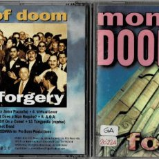 CDs de Música: MONKS OF DOOM - FORGERY / CD ALBUM DE 1992 RF-3941 . Lote 190586341