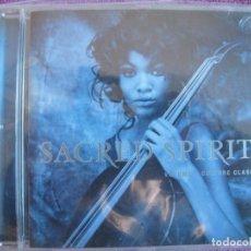 CDs de Música: SACRED SPIRIT - VOLUME 2 CULTURE CLASH (CD, VIRGIN RECORDS PRECINTADO). Lote 190592566