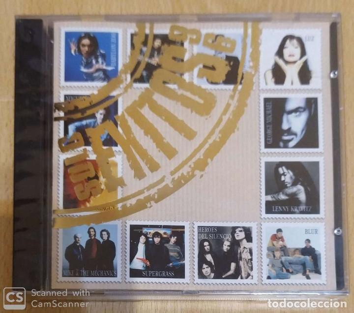 SOLO EXITOS 96 (LUZ CASAL, MIGUEL RIOS, HEROES DEL SILENCIO, LENNY KRAVITZ) CD 1996 * PRECINTADO (Música - CD's Pop)