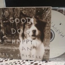 CDs de Música: BILL FRISELL GOOD DOG HAPPY MAN CD GERMANY 1999 PDELUXE. Lote 190636152