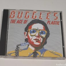 CDs de Música: BUGGLES / ISLAND RECORDS 1991 CD / THE AGE OF PLASTIC. Lote 190640301