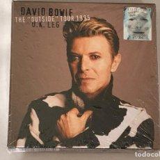 CDs de Música: DAVID BOWIE - THE OUTSIDE TOUR 1995 / U.K. LEG - 13 CD + 1DVD BOX, ED. LIMITADA. Lote 190691980