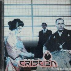 CDs de Música: CRISTIAN - AMAR ES (CD, BMG MUSIC 2003, PRECINTADO). Lote 190701323