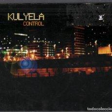 CDs de Musique: KUYELA - CONTROL / CD DIGIPACK DE 2003 RF-3963 . BUEN ESTADO. Lote 190702212