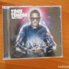 CDs de Música: CD TINIE TEMPAH - DISC-OVERY (EJ). Lote 190717217