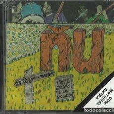 CDs de Música: ÑU - .....Y NADIE ESCAPÓ DE LA EVOLUCIÓN -COMPILATION - EDIC. SPAIN 2012. Lote 233069265