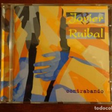 CD de Música: JAVIER RUIBAL - CONTRABANDO. Lote 190757145