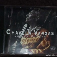 CDs de Música: CHAVELA VARGAS (VOLVER, VOLVER) CD 1996. Lote 190757366