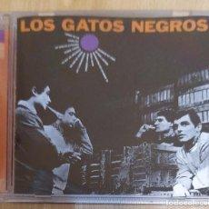 CDs de Música: LOS GATOS NEGROS (LOS GATOS NEGROS) CD 2000 - SU PRIMER LP EN CD. Lote 190758071