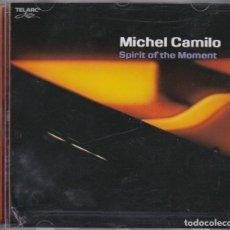 CDs de Música: MICHEL CAMILO - SPIRIT OF THE MOMENT - CD . Lote 190763402