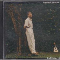 CDs de Musique: PAULINHO DA VIOLA CD EU CANTO SAMBA 1989 BRASIL. Lote 190768028