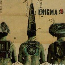 CDs de Música: ENIGMA - 3, LE ROI EST MORT, VIVE LE ROI! - CD ÁLBUM - 12 TRACKS - VIRGIN RECORDS 1996. Lote 190810473