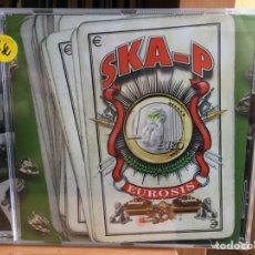 CDs de Música: SKA-P: EUROSIS (PRECINTADO). Lote 144761074