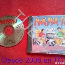 CD de Música: TUBAL MAX MIX 10 CD 1990. Lote 190849980