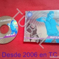 CDs de Música: TUBAL THE NEW GROOVES OF EUROPE CD . Lote 190853060