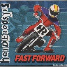 CDs de Música: HEIDEROOSJES - FAST FORWARD / CD DIGIPACK DEL 2001 / PERFECTO ESTADO RF-4028. Lote 190868267