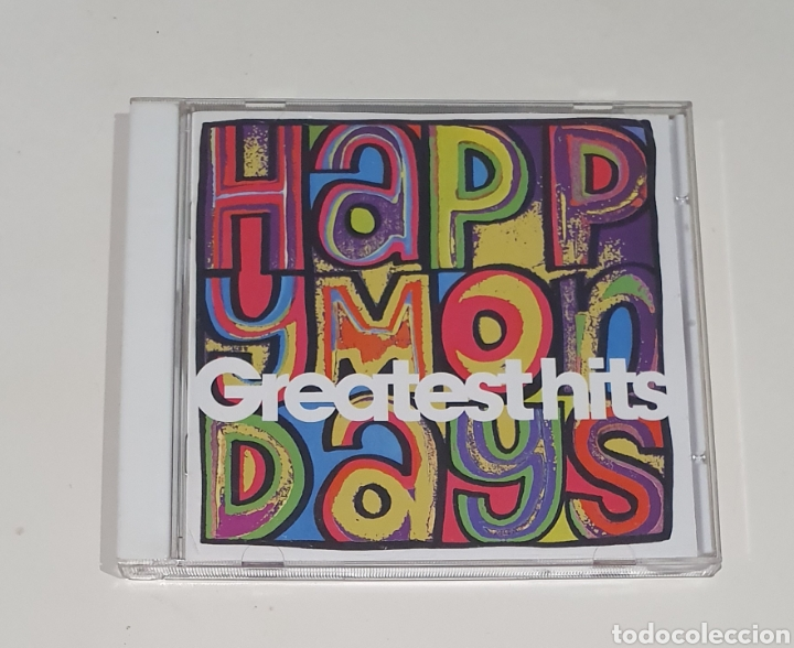 HAPPY MONDAYS / CD / GREATEST HITS (Música - CD's Rock)