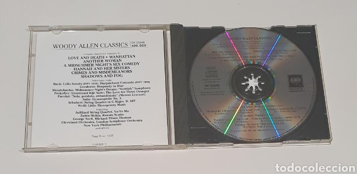 CDs de Música: BSO / CD / WOODY ALLEN CLASSICS - Foto 2 - 190875823