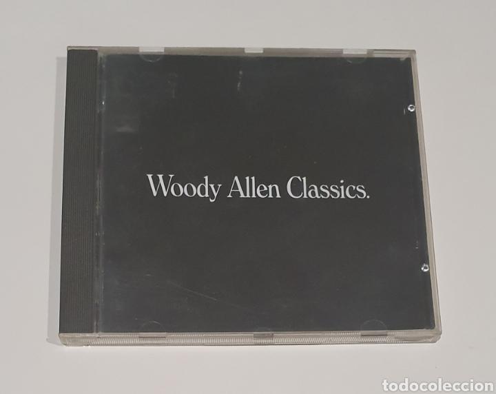 BSO / CD / WOODY ALLEN CLASSICS (Música - CD's Bandas Sonoras)