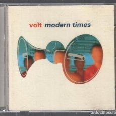 CDs de Musique: VOLT - MODERN TIMES / CD ALBUM DE 1993 RF-4044. Lote 190895332
