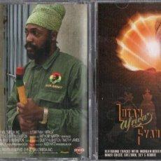 CDs de Música: LUTAN FYAH / AFRICA / DOBLE CD ALBUM , RF-4058 . Lote 190898201