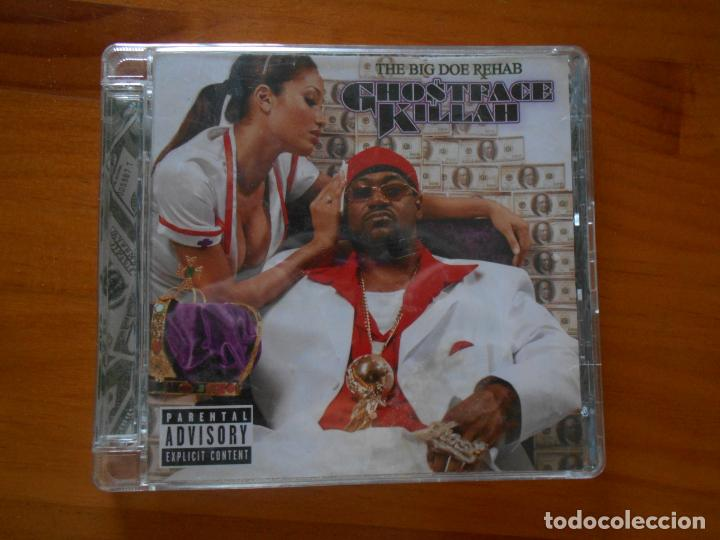 CD GHOSTFACE KILLAH - THE BIG DOE REHAB (U4) (Música - CD's Hip hop)